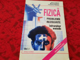 FIZICA PROBLEME REZOLVATE INDRUMATOR METODIC VOL 1 ADRIAN GALBURA RF5/2