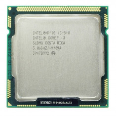Procesor Intel Core i3 540 3.06GHz, Socket LGA1156, Cache 4MB, FSB 1333MHz, HD...