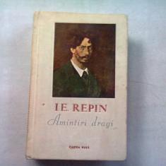 AMINTIRI DRAGI - I.E. REPIN