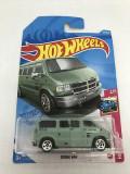 Hot Wheels : Masinuta Dodge Van, 1:64