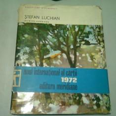 Stefan Luchian , Jacques Lassaigne , 1972