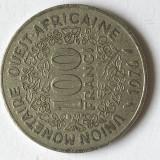 P724 AFRICA EST 100 FRANCI 1976