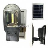 Corp de Iluminat Exterior COB LED 8W cu Panou Solar si Suport GD8083