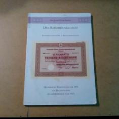 DER REICHSBANKSCHATZ - Sondrauktion nr.1 - Busso Peuss Nache - 2003, 183 p.