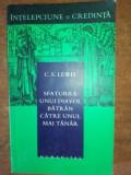 Sfaturile unui diavol batran catre unul mai tanar- C. S. Lewis, Humanitas