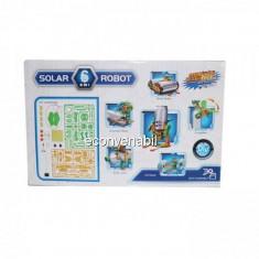 Set Creatie 6in1 Jucarie Robot Solar 2127
