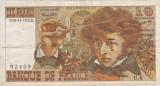 FRANTA 10 FRANCI 1972 F