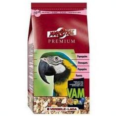 Hrană pentru papagalii mari Prestige Premium Parrots 15kg