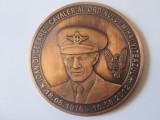 Cumpara ieftin Medalia Ioan Di Cesare-As al aviatiei romane WW II cu 16 victorii omologate