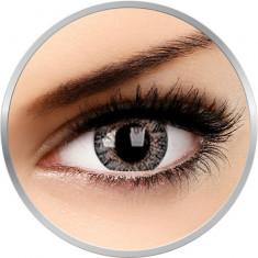 TruBlends Grey - lentile de contact colorate gri lunare - 30 purtari (2 lentile/cutie)