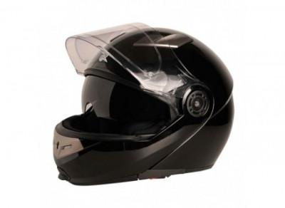 Casca motocicleta Integrala Richa Explorer marime L culoare Neagra foto