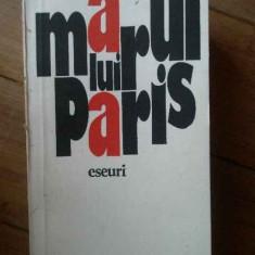 Marul Lui Paris - Mihai Giugariu ,303687