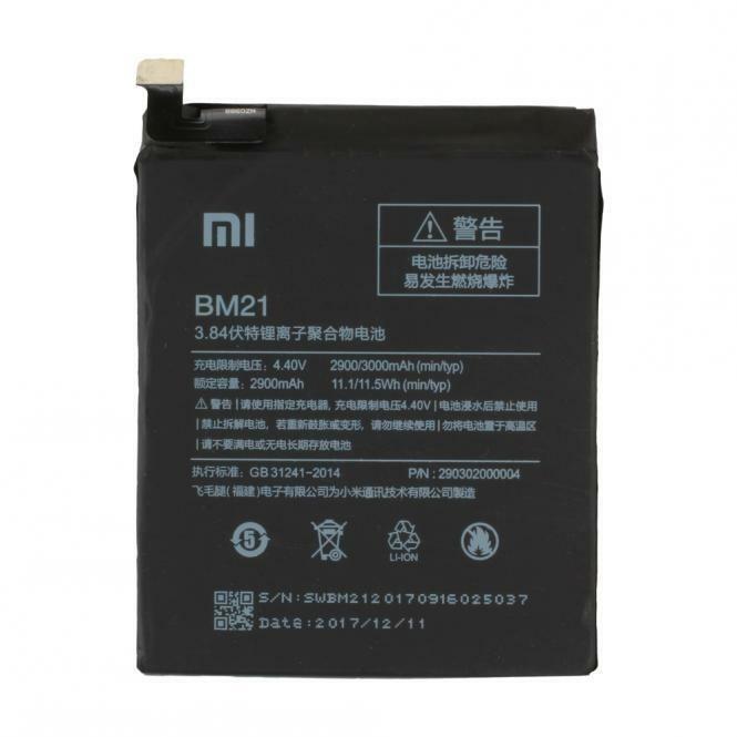 Acumulator Original XIAOMI Mi Note (2900 mAh) BM21