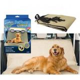 Patura auto pentru protectie bancheta auto ideal caini si pisici Pet Zoom Loungee, Oem