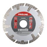 Disc diamantat turbo segmentat Proline, 125 mm