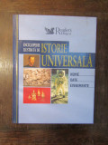 ENCICLOPEDIE ILUSTRATA DE ISTORIE UNIVERSALA .READER'S DIGEST