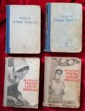 Cumpara ieftin C-tin Paunescu-Manual pentru surori medicale 1959 și 1963 câte 2 vol