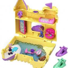 Jucarie Polly Pocket Pocket World Deep Sea Sandcastle Compact Play Set