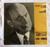 disc vinil brahms strauss dirijor george georgescu