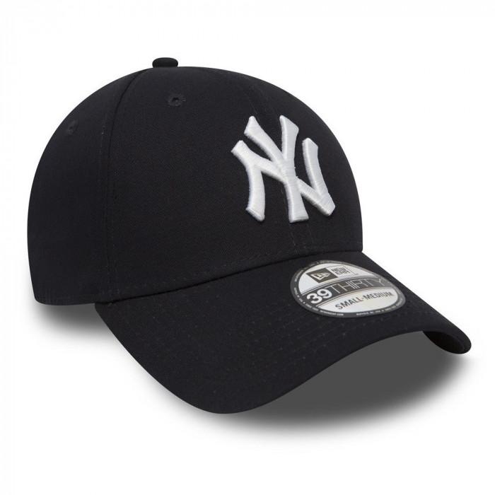 Sapca New Era 39thirty Basic New York Yankees Bleumarin - Cod 95897653