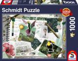 Cumpara ieftin Puzzle Moodboard, 1000 piese, Schmidt