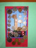 Monede vechi si actuale Marea Britanie (vezi foto insotitoare si descriere)