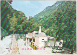 bnk cp Baile Herculane - Restaurantul Grota Haiducilor - necirculata - mf
