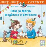 Paul si Maria pregatesc o petrecere | Maria Breuer, Casa