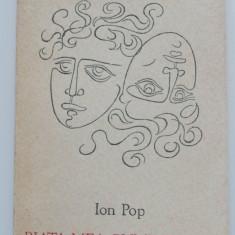 Ion Pop - Biata mea cumințenie (coperta Octavian Bour) (tiraj 640 ex.)