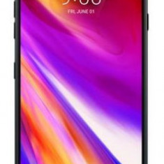 Telefon Mobil LG G7 ThinQ, Procesor Octa-Core 2.8GHz/1.7GHz, IPS LCD Capacitive touchscreen 6.1inch, 4GB RAM, 64GB Flash, Dual 16MP, Wi-Fi, 4G, Dual S