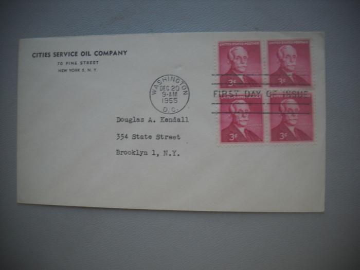 HOPCT PLIC FDC S 1770 ANDREW W MELLON 1955  SUA