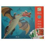 Decoratie mobila camera copil Dragon Djeco