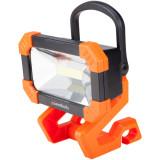 Proiector LED mobil cu acumulator Evotools 678658, 4W, IP44, 6500 K