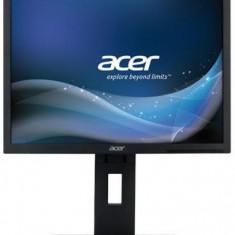Monitor IPS LED Acer 19inch B196LAYMDR, SXGA (1280 x 1024), VGA, DVI, 6 ms (Negru)