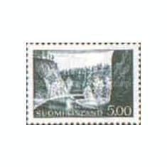Finlanda 1972 - Uzual 5Mk neuzat