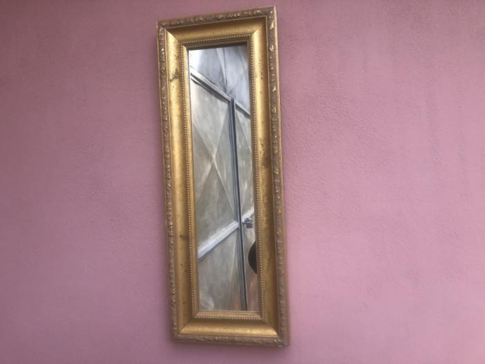 Oglinda veche germana,rama din lemn