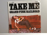 Grand Funk Railroad – Take Me /(1975/Capitol/RFG) - Vinil Single pe '7/NM