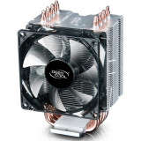 Cooler CPU Deepcool GAMMAXX C40, Ventilator 92mm, Heatpipe-uri cupru,...