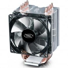 Cooler CPU Deepcool GAMMAXX C40, Ventilator 92mm, Heatpipe-uri cupru,...