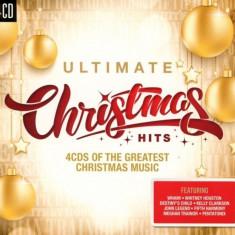 Various Artists Ultimate Christmas Hits Boxset (4cd)