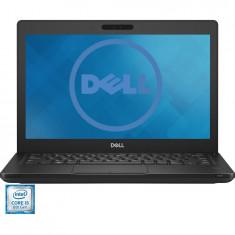 Laptop Dell Latitude 5290, Intel Core i5-8350U, 12.5 inch, 8GB DDR4, 256GB SSD, Intel UHD 620, Linux