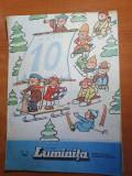 Revista luminita februarie 1988