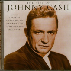 Johnny Cash The Best Of (cd)