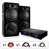 "Electronic-Star Sistem DJ DJ ""42"" Amplificator Speaker 3000W"
