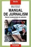 MANUAL DE JURNALISM - MIHAI COMAN VOL.I