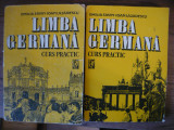 SAVIN / LAZARESCU - LIMBA GERMANA (curs practic) - 2 volume - 1992