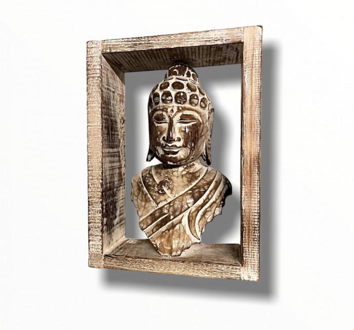 Bust Buddha