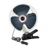 "Ventilator oscilant Chrome - Fan Ø 8"" din metal 24V ManiaMall Cars"