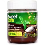 Sweet&Safe Crema Intensa de Cacao cu Alune si Stevie 220g