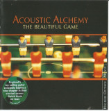 CD Acoustic Alchemy – The Beautiful Game, original, jazz